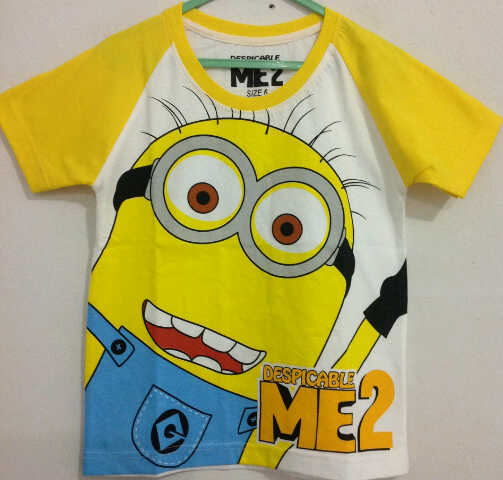 minion-despicable me kartun