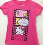 baju anak hello kitty film pink (1T-6T).