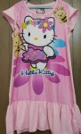daster hello kitty flower pink muda ( 4-14)