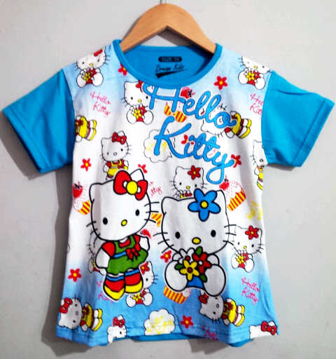 BAJU ANAK HELLO KITTY dream kids