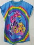 batwing little pony blue friends circle(4-14)