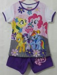 setelan little pony friends white(1-6)