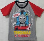 kaos raglan thomas and friends abu abu (1-6)