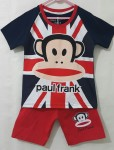 setelan anak paul frank english(1-6)