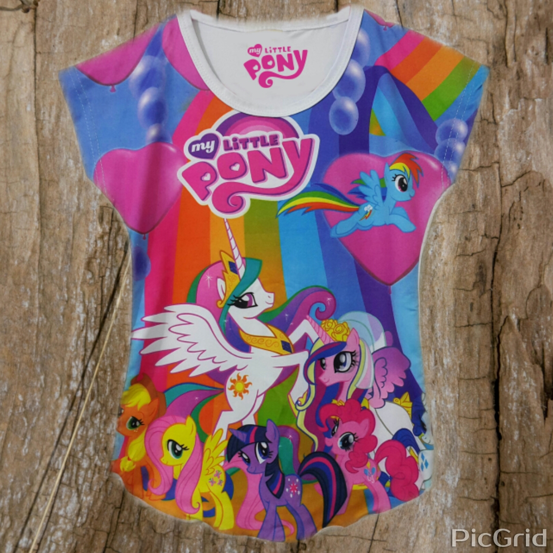 batwing my little pony white horse