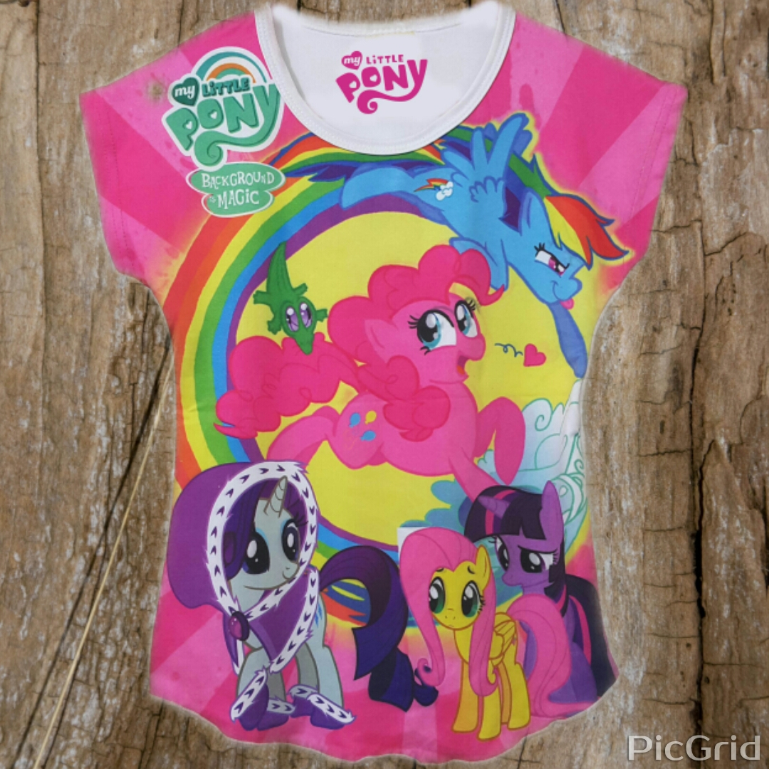 my little pony pink horse