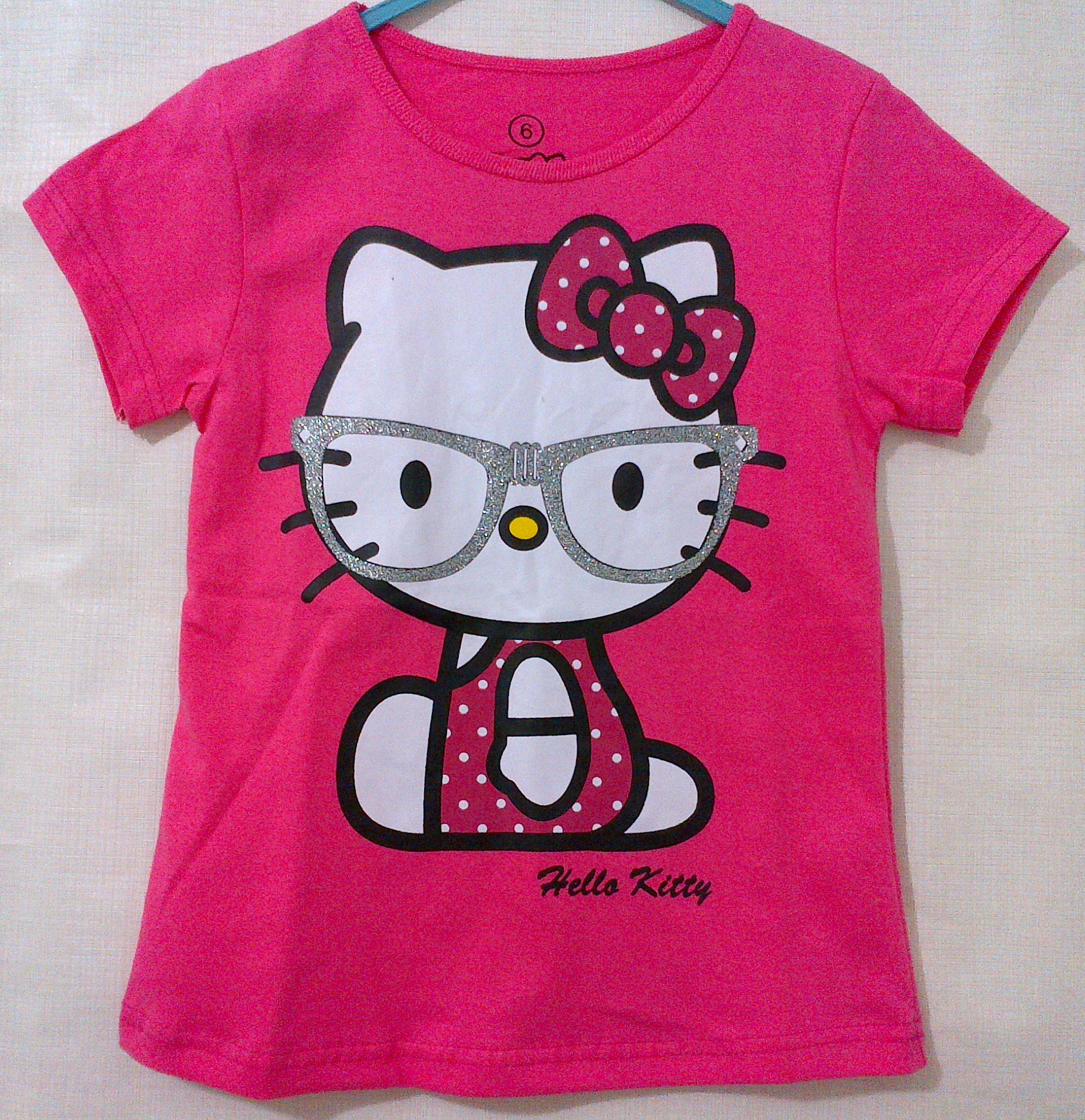 hello kitty pink kaca mata