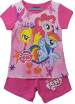 setelan anak little pony friends pink(1-6)