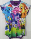 batwing little pony ungu tanduk ( 4-14)