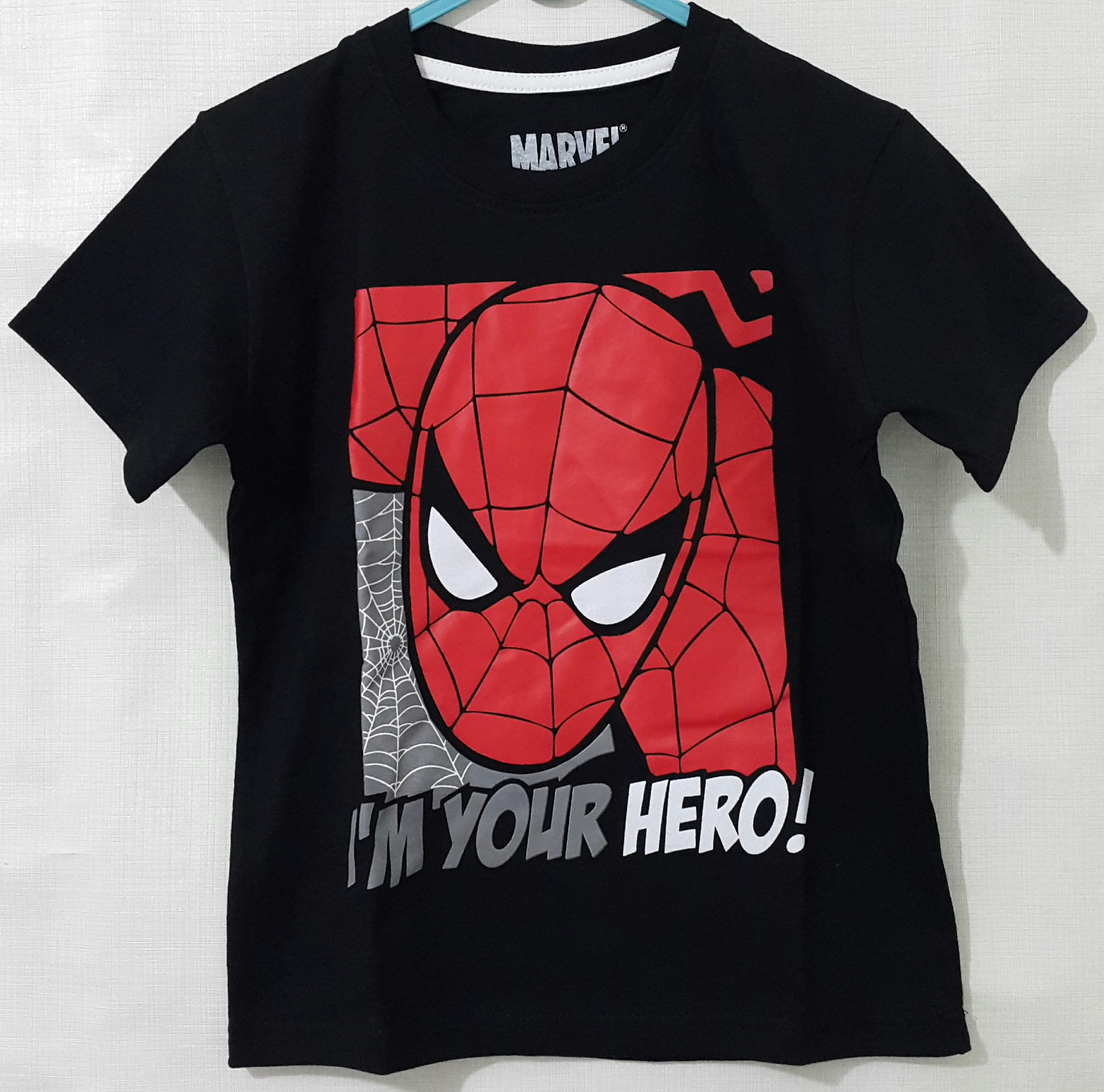 kaos marvel spiderman