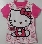 kaos anak hello kitty fullprint pink (1-6)