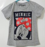 kaos minnie mouse abu frame (1-6) disney