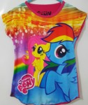 batwing little pony new motif hair red busa busa,4-14 ,disney