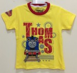 kaos thomas friends kuning (1-6),disney jk