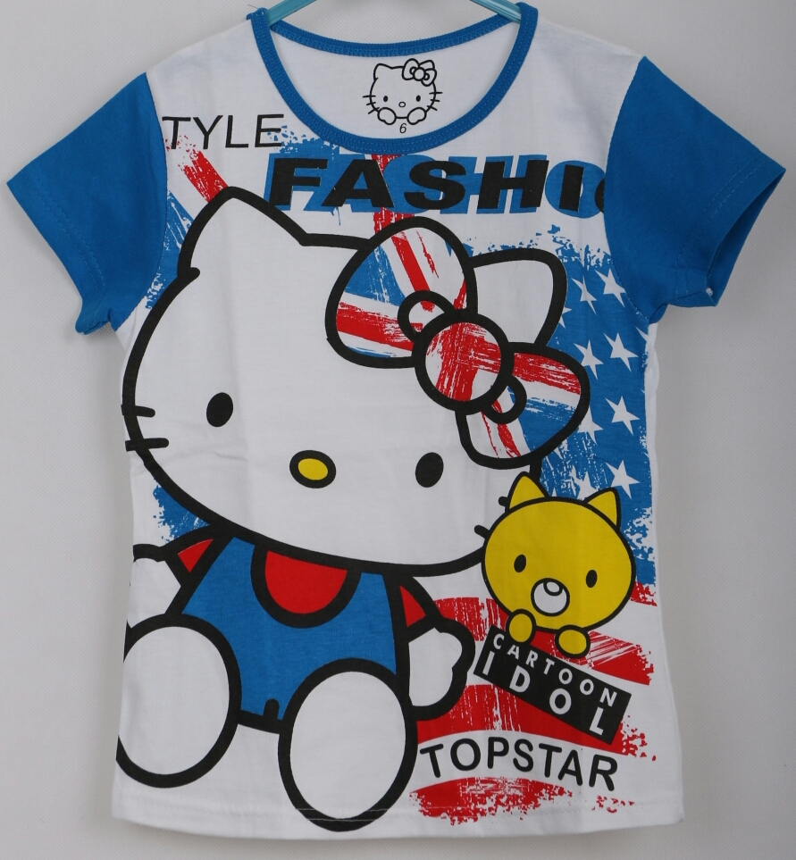 hello kitty fashion biru