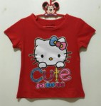 baju hello kitty cure red (1-6)