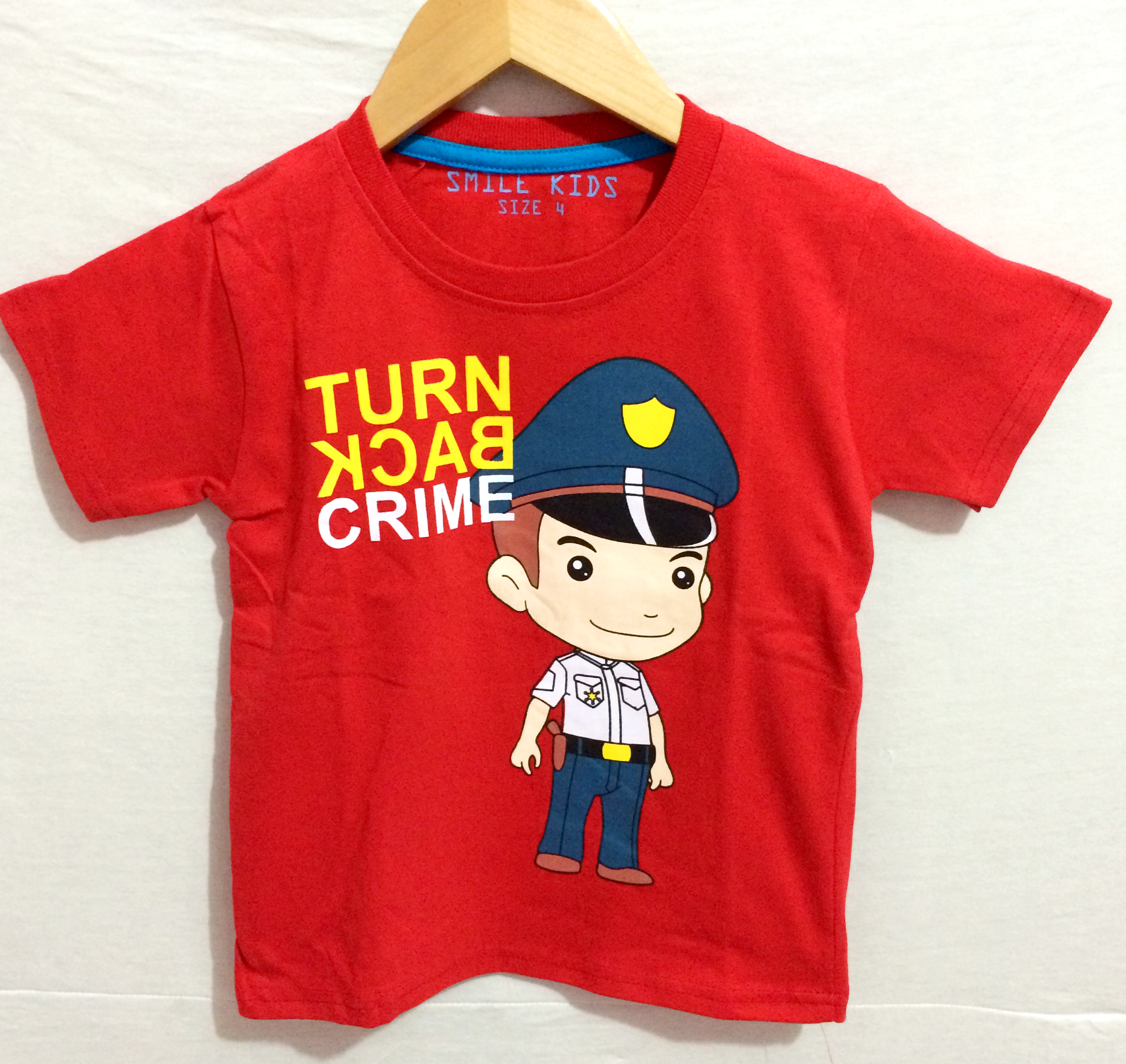 turn back crime red