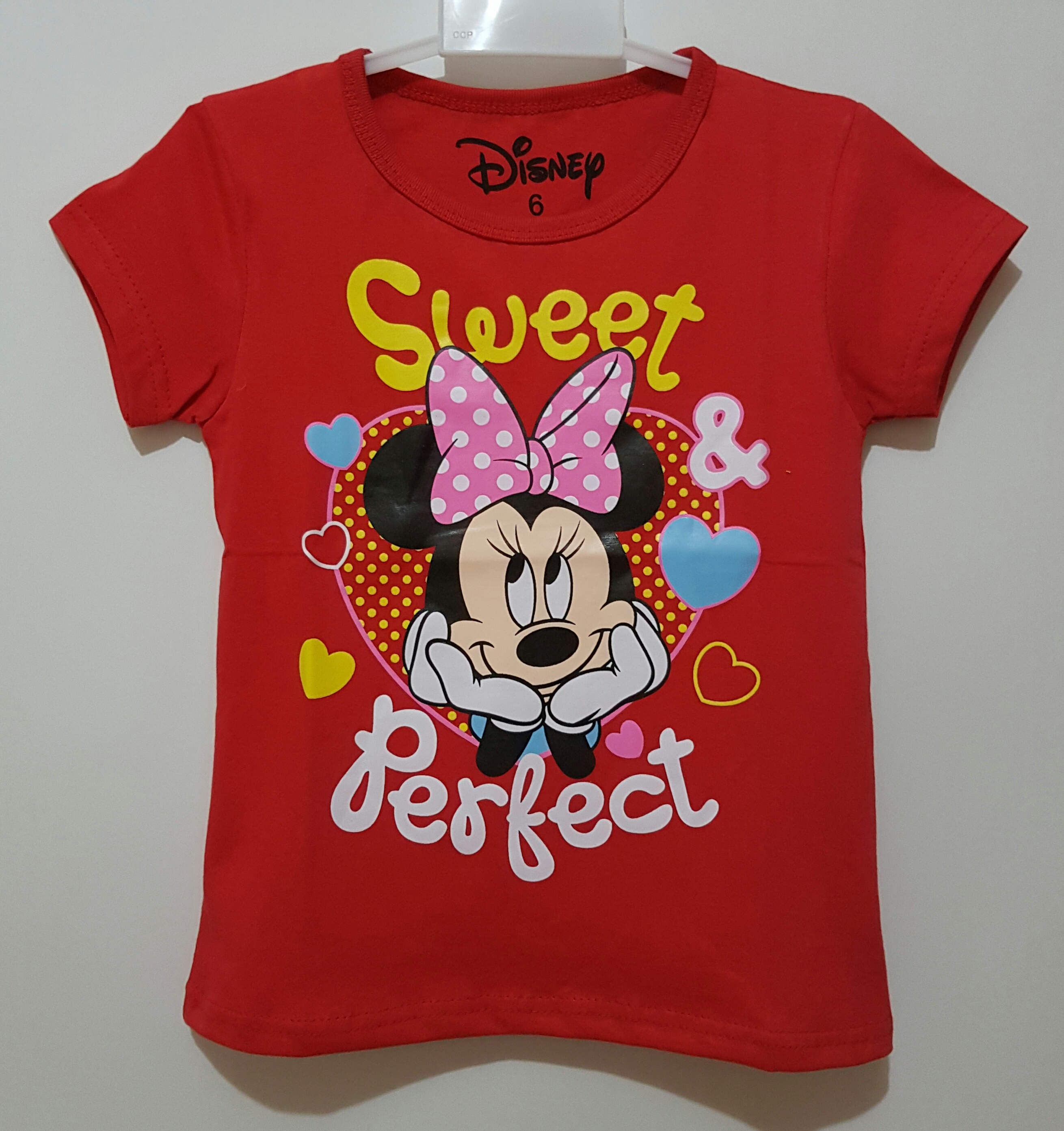 minnie perfect sweet red