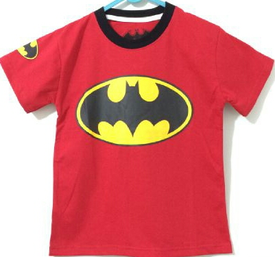 batman logo merah