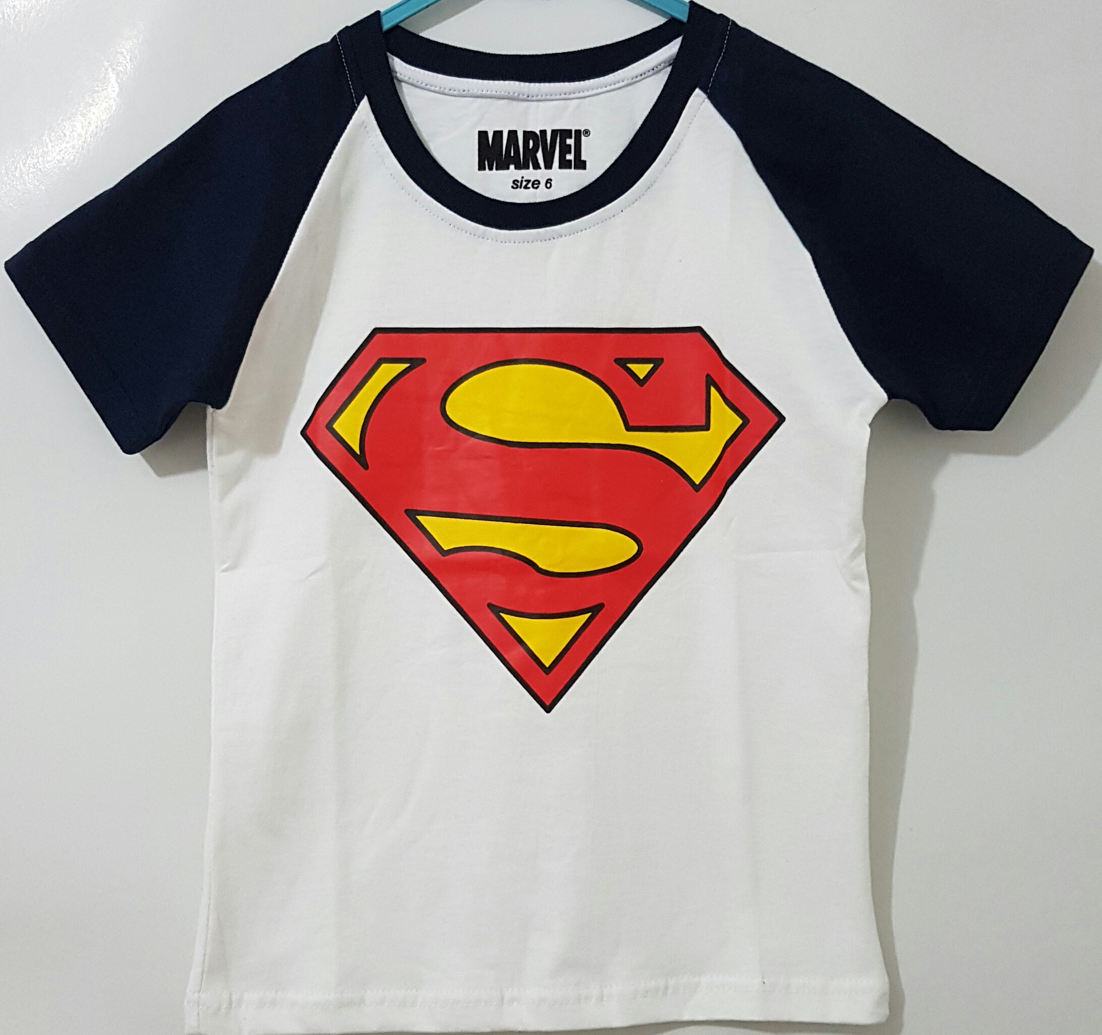 superman white