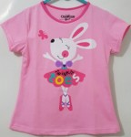 kaos oshkosh rabbit pink (1-6) DISNEY