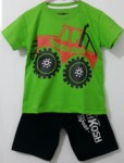 kaos car oshkosh tough dude hijau (1-6)