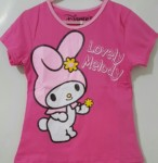 kaos LOVELY melody pink 1-6