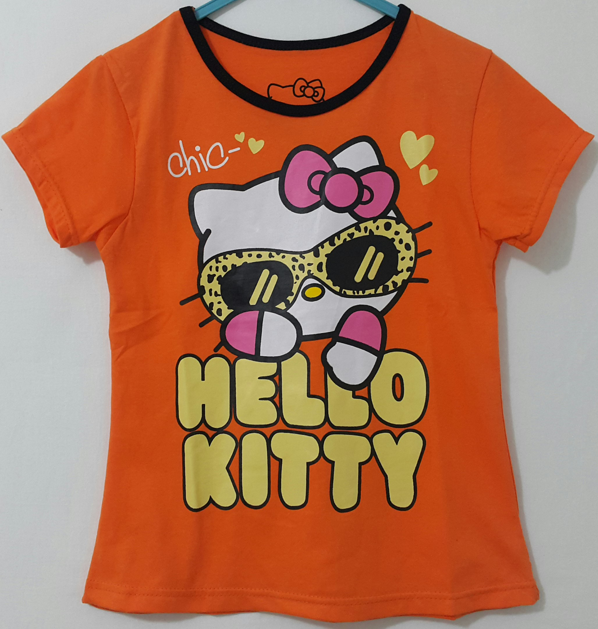 hello kitty orange
