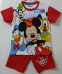 SETELAN MICKEY N FRIENDS (1-6) disneys