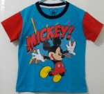 kaos mickey horay 1-6,Disney