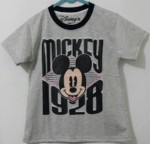 kaos mickey abu 1-6, disney