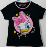 kaos daisy donald gorgeous black 1-6, disney