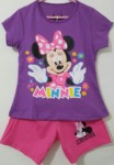 setelan minnie mouse star ungu 1-6,disney