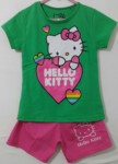 setelan hello kitty love hijau 1-6, disney