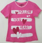 oshkosh follow your heart pink 1-6, oshkosh