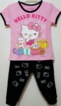 setelan 7/8 hello kitty lunch pink 1-6,disney