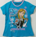 frozen olaf anna adventure biru 1-6, disney