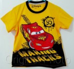 disney mcqueen yellow 1-6, disney
