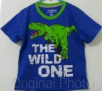oshkosh the wild one dinosaur 1-6, oshkosh