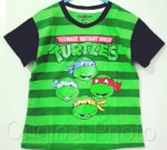 kaos anak turtles salur green 1-6, oshkosh