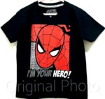 kaos spiderman i am hero 1-6, marvel