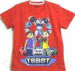 kaos tobot x tobot y titan red 1-6,disneys