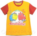 kaos chuggington raglan 1-6, oshkosh